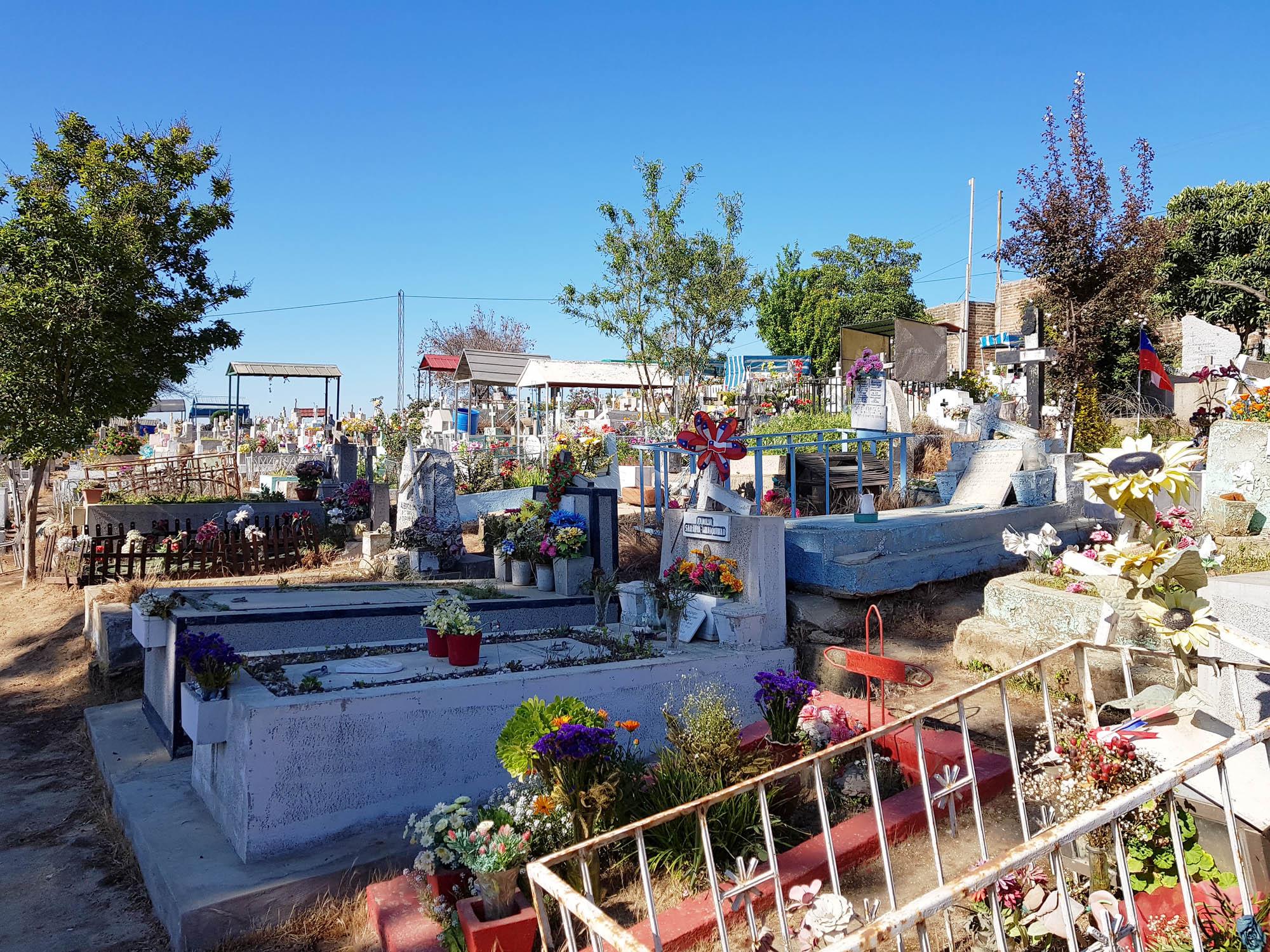Allgemeiner Friedhof von El Belloto