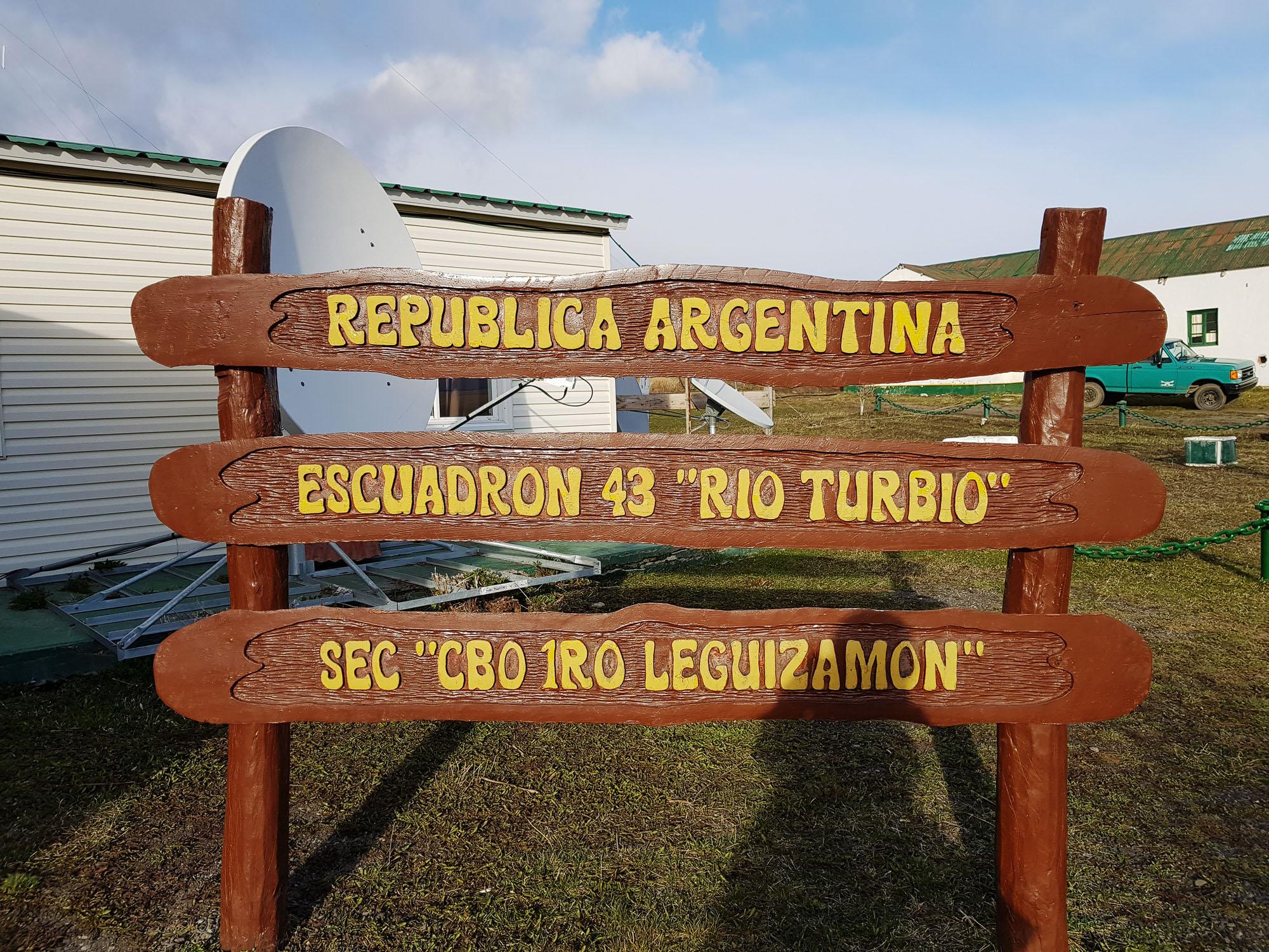 Grenzübergang Chile - Argentinien