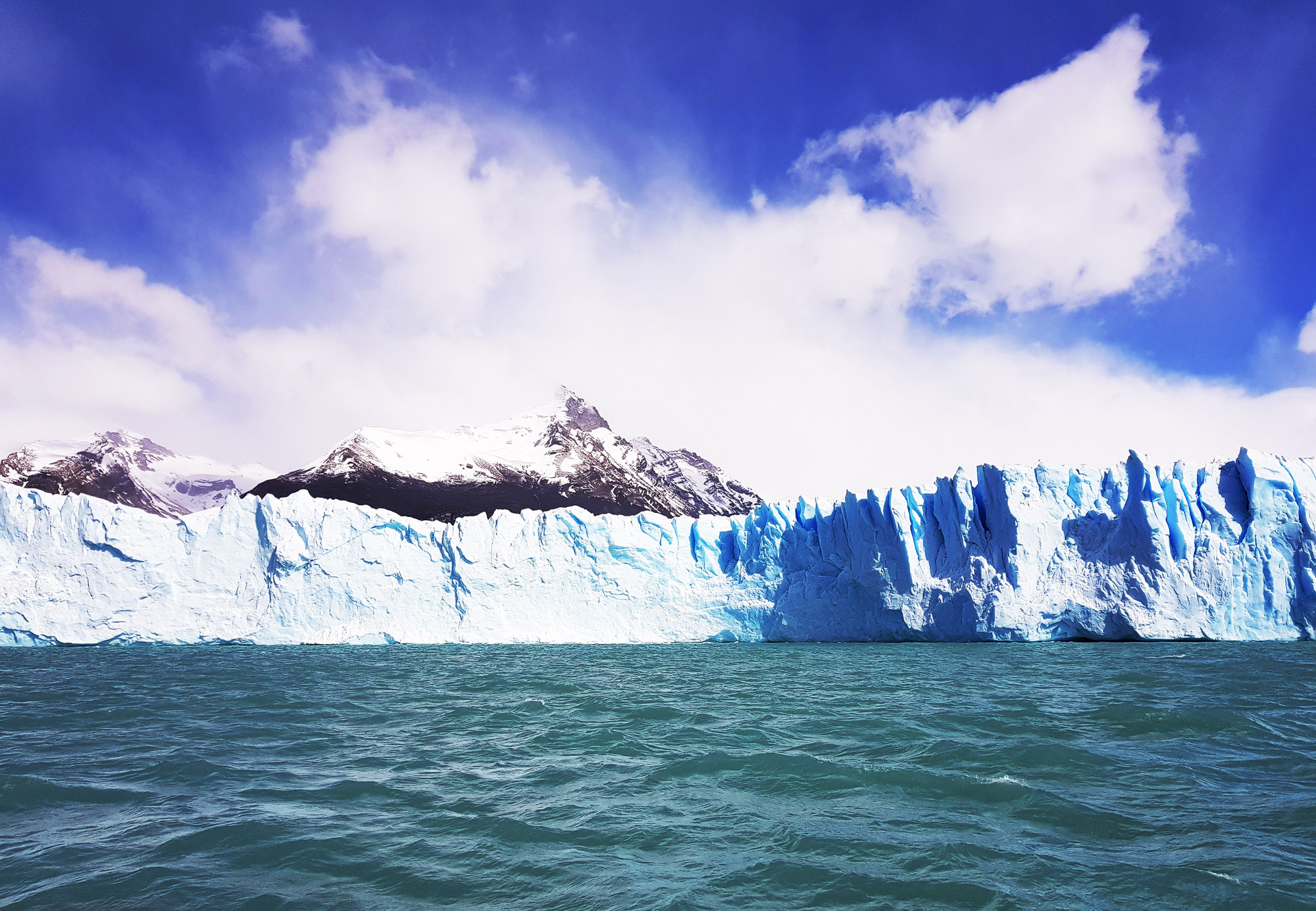 Unfassbar schöner Anblick, hunderte Touristen versuchen das beste Foto zu ergattern