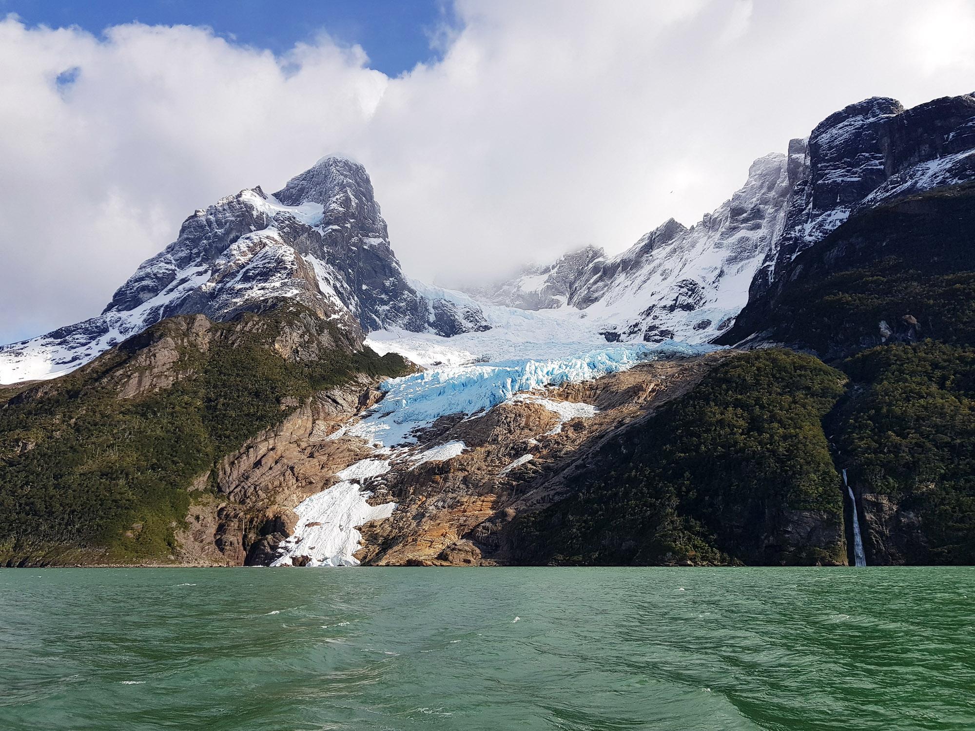 Der Balmaceda-Gletscher